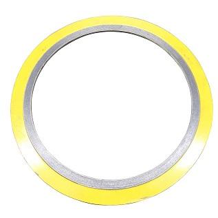 Спиральн набивка раны с наружным кольцом