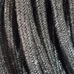 Керамические волокна упаковки с пропиткой графита