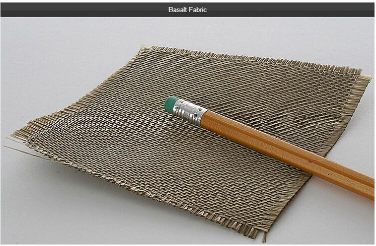 базальт волокно полотно