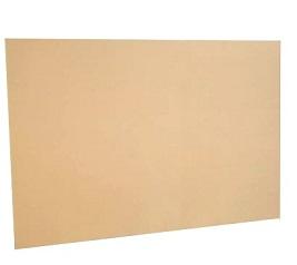 Изменен желтый лист ПТФЭ Прокладка с Кремнеземом
