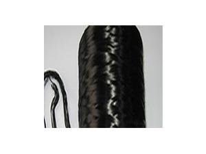 обугленные волокно нить