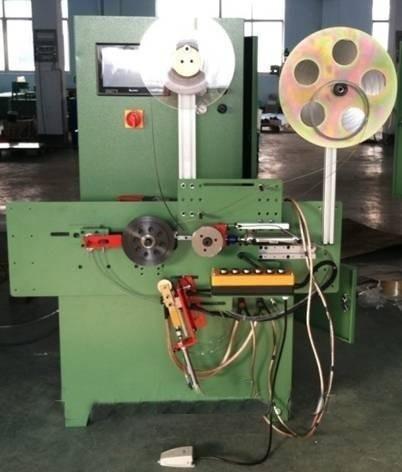 Автоматическая Спиральная Прокладка Обмотки Машины