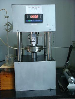 Высокая-давление воздуха испытания на герметичность машина 20т