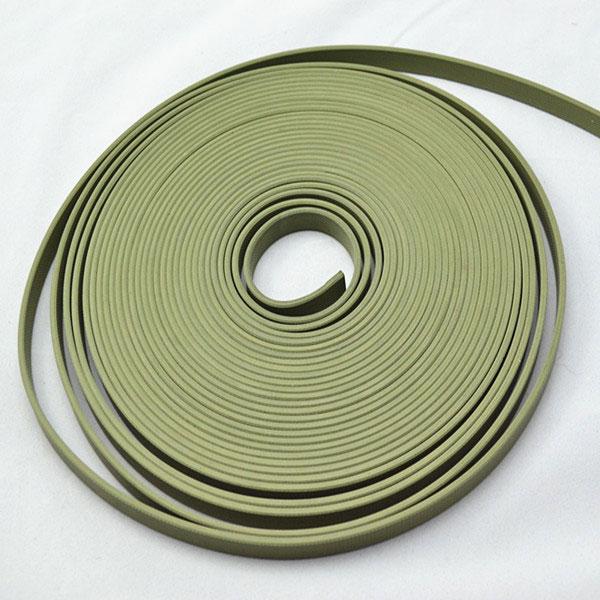 Зеленый Цвет PTFE Направляющую Полосу