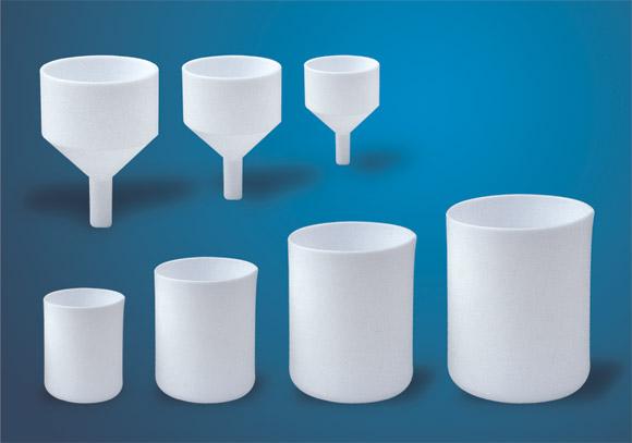 PTFE лабораторный стакан